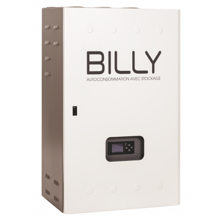 BATTERIE DE STOCKAGE PHOTOVOLTAÏQUE 3KW BILLY TECHNIDEAL / 1 BATTERIE 2,4KWH PYLONTECH