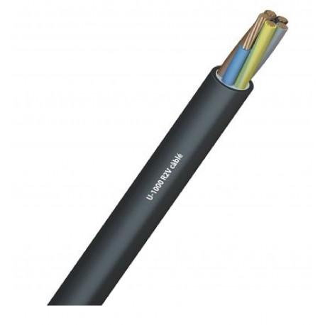 CÂBLE ÉLECTRIQUE R2V CU 3G2,5