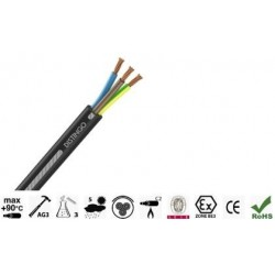 CABLE R2V CU 3G16